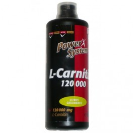 Power System L-carnitine Strong 1000 мл