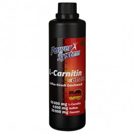 Power System L-carnitine Attack 500 мл