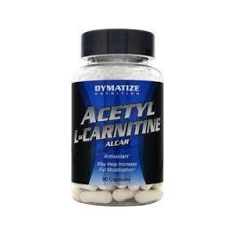 Dymatize  Acetyl L-carnitine 90 капс