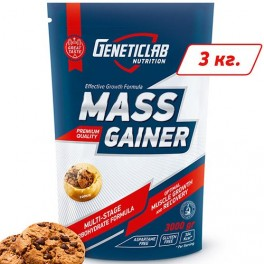 Genetic Lab Mass Gainer 3 кг