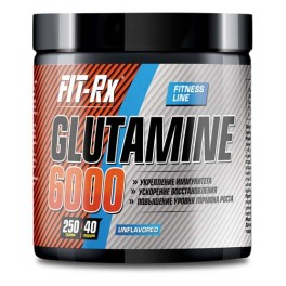 FIT-rx Glutamine 250 гр