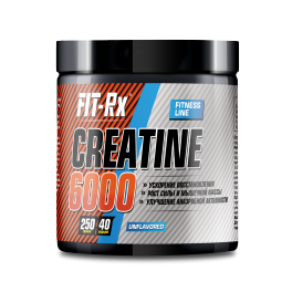 FIT-rx Creatine 6000 250 гр