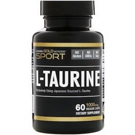 CGN L-Taurine  60 капс
