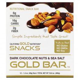 CGN Dark Chokolate Nuts 40 гр