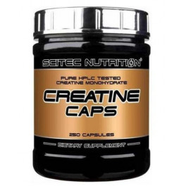 Scitec Nutrition Creatine 250  капс