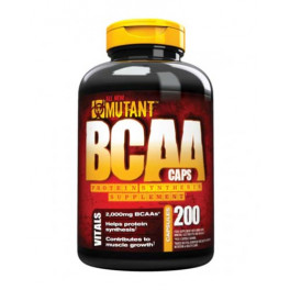 Mutant BCAA 200 капс