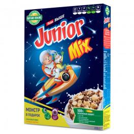 "Nature Grains, Сухой завтрак ""Junior MIX"", 200 гр"