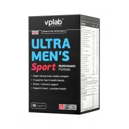 VP-Lab Ultra Mens sport Multivitamin Formula 90 табл